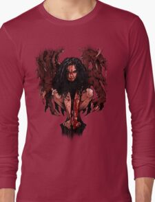 Abomination... Detail Long Sleeve T-Shirt