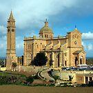 Ta Pinu Basilica by DiveDJ