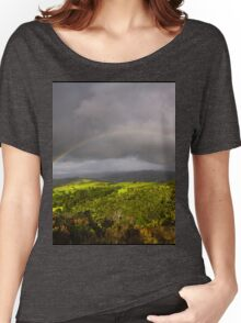a vast Colombia landscape Women's Relaxed Fit T-Shirt
