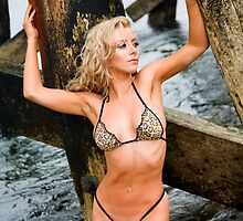 Laurena swimsuit by Paul  Wesley