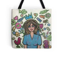 All Women are Princesses Tote Bag