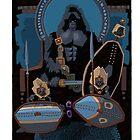 gorilla fantasy by David  Kennett