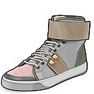 Lanvin High-Top Sneakers by devdsine