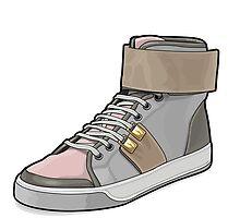 Lanvin High-Top Sneakers by devdsine