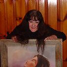 Rest IN God oil Painting I did by RealPainter