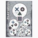 PLAYSKULL by Derek Smith