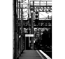 Lucca Station Photographic Print