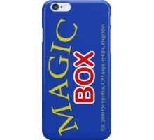 Magic Box - Buffy, The Vampire Slayer iPhone Case/Skin