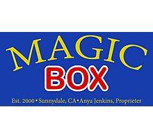 Magic Box - Buffy, The Vampire Slayer Photographic Print