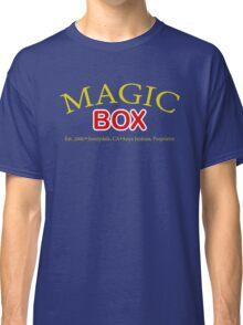 Magic Box - Buffy, The Vampire Slayer Classic T-Shirt