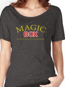 Magic Box - Buffy, The Vampire Slayer Women's Relaxed Fit T-Shirt