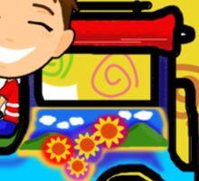 Jeep Jeep Jeep Sticker
