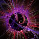 A Black Hole In The Universe by R&PChristianDesign &Photography