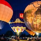 Balloon Glowing by jswolfphoto