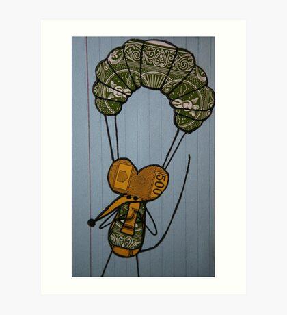 Montell turns 30 Art Print