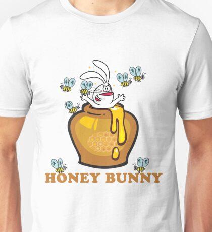 """Easter """"Honey Bunny"""" Unisex T-Shirt"""