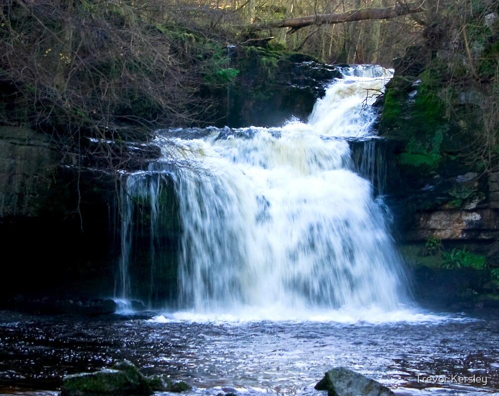 Cauldron Falls by Trevor Kersley