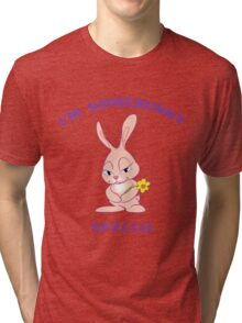 "Easter ""I'm Somebunny Special"" Tri-blend T-Shirt"