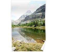 Lake O'Hara, Canada Poster