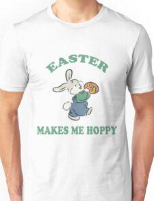 """Easter """"Easter Makes Me Hoppy"""" T-Shirt"""