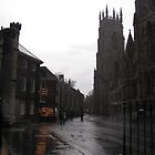 Rainy Day in York by queenbeecc