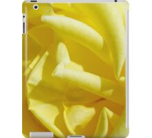 Yellow Rose  iPad Case/Skin