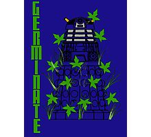 Germinate - Dr Who Photographic Print