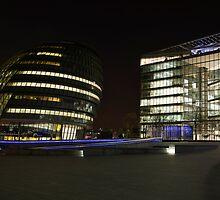 London City Hall by Mario Curcio