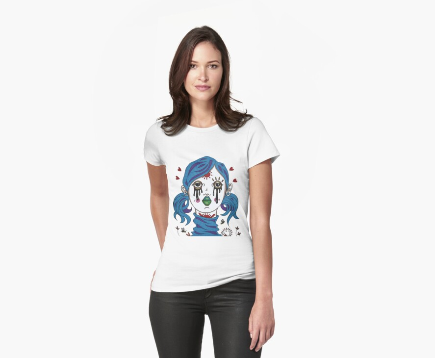 Healing Angel t-shirt by Angelique  Moselle