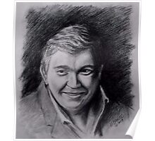 John Candy Drawing Poster