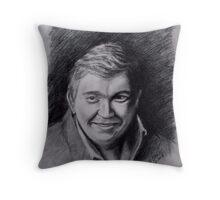 John Candy Drawing Throw Pillow