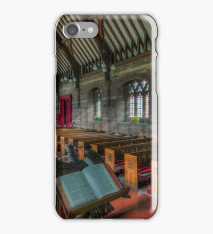 Windows To The Soul iPhone Case/Skin
