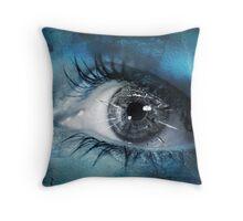 Visual Impact Throw Pillow