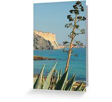 Praia da Luz Greeting Card