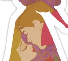 Aurora - Sleeping Beauty - Disney Inspired Sticker