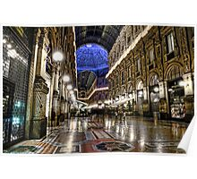 The Galleria [2] - Milano  Poster
