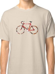The Bicycle. Colour Sketch. Classic T-Shirt