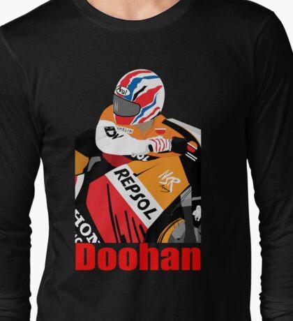 Mick Doohan The greatest Long Sleeve T-Shirt