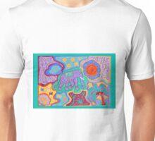 Elephant Dreamtime Unisex T-Shirt