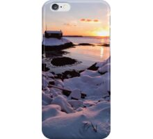 The Land of the Setting Sun iPhone Case/Skin