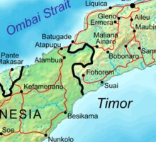 a colourful East Timor