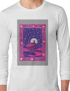 Moonlit Tor Long Sleeve T-Shirt