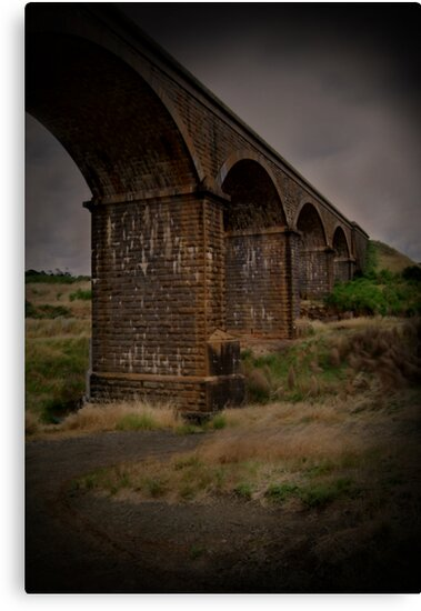 "Rail Bridge - Cover art for ""Warrnambool Wreck"" by adgray"