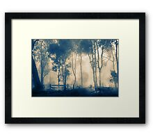 After The Fire - Frankland Framed Print