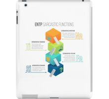 ENTP Sarcastic Functions iPad Case/Skin
