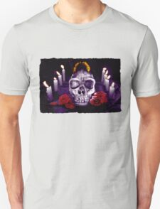 Death, candles and history T-Shirt