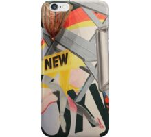 Nomad by James Rosenquist 1963 iPhone Case/Skin