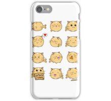 Fuzzballs Kawaii Cat! iPhone Case/Skin