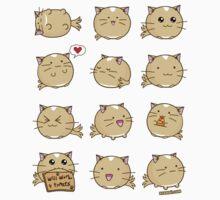 Fuzzballs Kawaii Cat! Kids Clothes