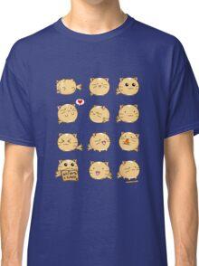 Fuzzballs Kawaii Cat! Classic T-Shirt